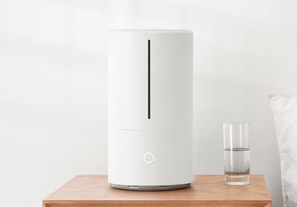 Xiaomi предлагает увлажнитель воздуха с интеллектуальным стерилизатором воды