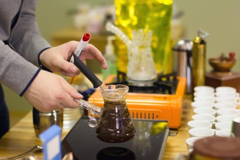 Рецепт приготовления кофе по-восточному в турке