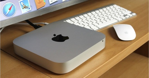 Обзор Apple Mac Mini Late 2014