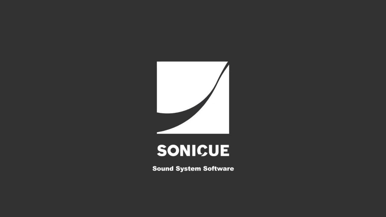 Dynacord официально представляет свой новейший программный продукт SONICUE