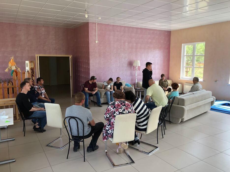Встречи - эффективный формат для обсуждения актуальных вопросов