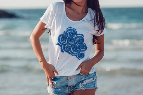 11 видов женских футболок
