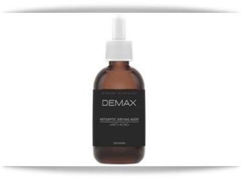 Фотообзор на антисептическую присушку Demax