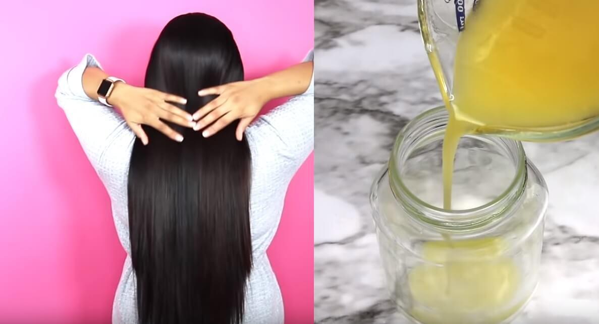 Имбирное масло для шикарных волос. Рецепт.