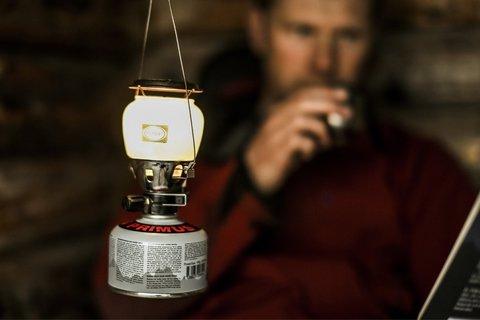 Супер скидка 59% на легендарный газовый фонарь Primus