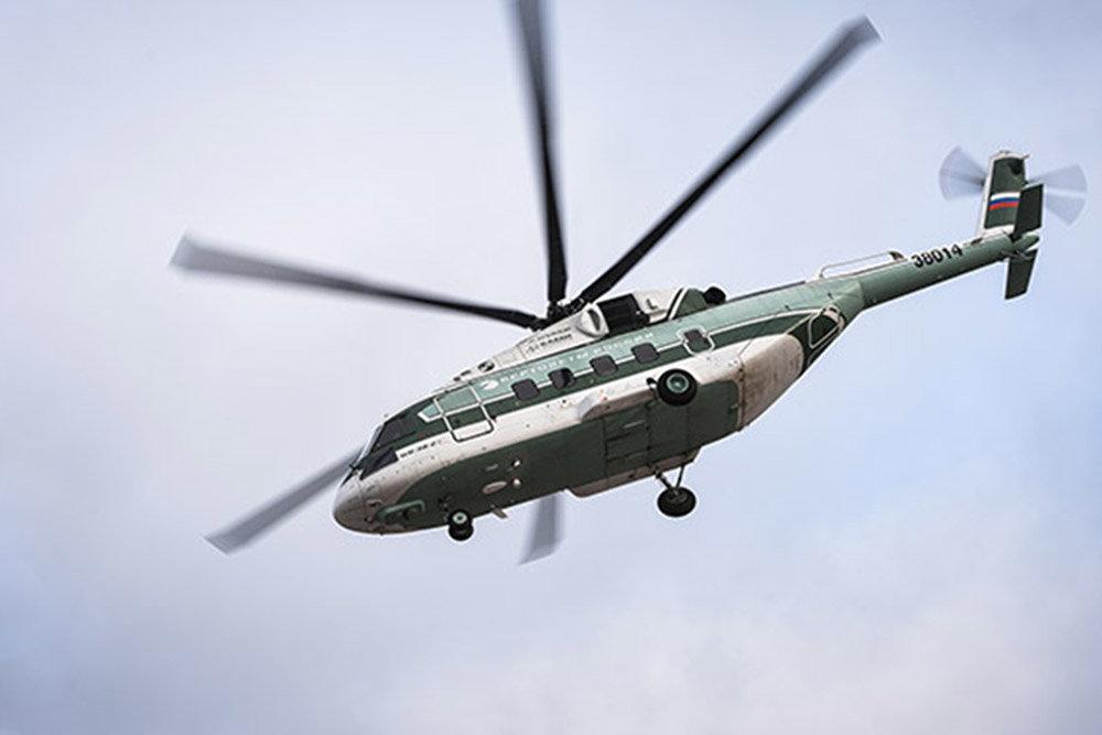 Десантный вертолет Ми-38Т готовят для передачи заказчику