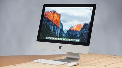 Обзор Apple iMac 21,5-inch Retina display 4K Mid 2017