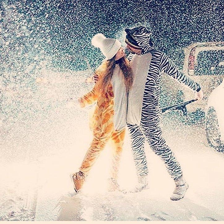 Можно ли кигуруми носить зимой?