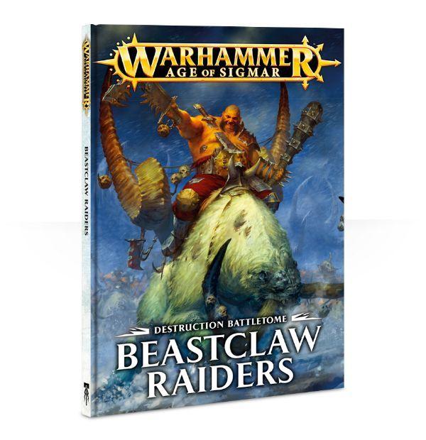 Открыт предварительный заказ на Beastclaw Raiders!