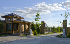 Группа Develius Estate открыла в поселке «Романовский Парк» в Заокском районе офис продаж торговой сети «Мой Дом»