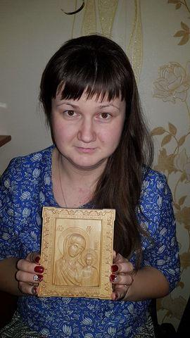 Юля с Соль-Илецка