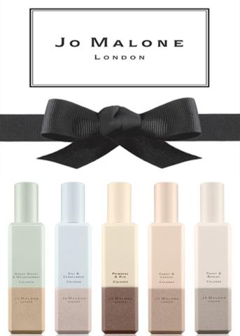 Jo Malone «English Fields Collection»: пять новых ароматов 2018 года