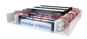 Компания STULZ предлагает охлаждать ЦОД-ы по технологии Custom Indoor AHU