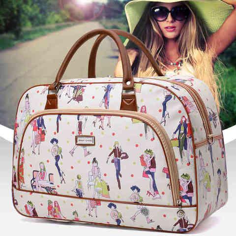 Женская сумка для путешествий
