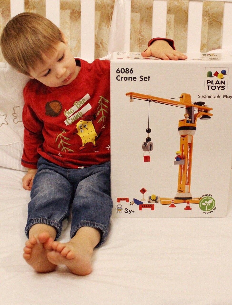 О Plan Toys, производителе высококачественных деревянных игрушек