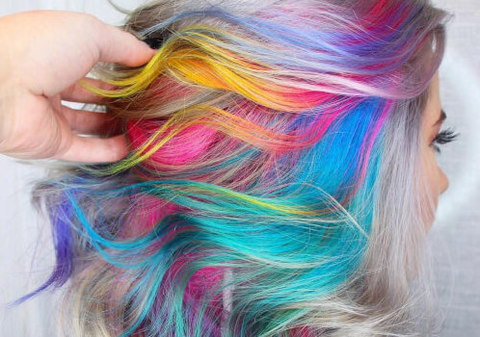 How to choose an unusual and original hair color?