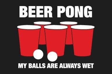 Beer Pong в Водном Бабилоне!