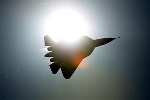 Истребитель Су-57 оснащен модернизированной панелью