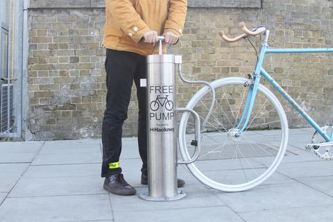 Как выбрать велонасос?