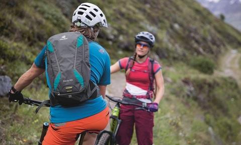 Выбор велорюкзака. Основные особенности и отличия.