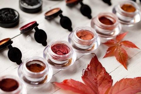 Неделя Теплой Осени. Красновато-оранжевые оттенки.