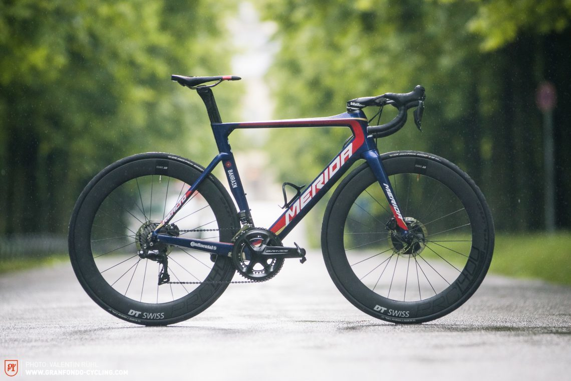 Merida Reacto Disc Team-E: может ли велосипед быть слишком быстрым?