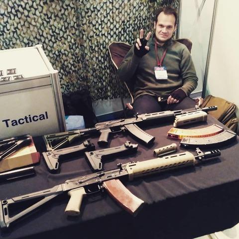 Hardtactical на выставке Интерполитех 2018