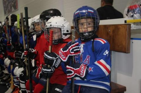 Как правильно одевать хоккейную форму и экипировку? Порядок действий!