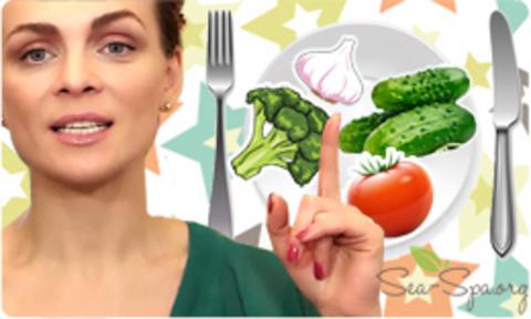 Что бы такого съесть, чтобы похудеть! :) ТОП-20 продуктов для похудения.
