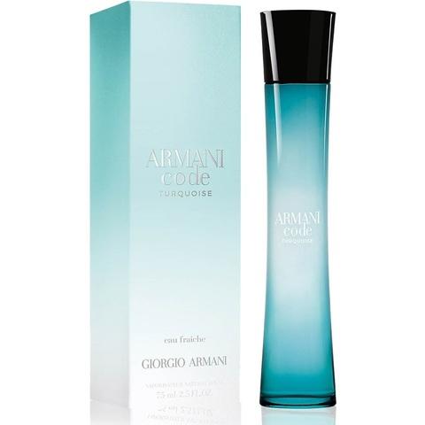 Новинка осени, встречайте! Giorgio Armani Code Turquoise for Women!