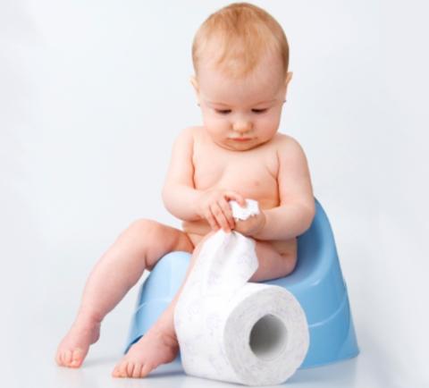 Запор у малыша: как помочь?