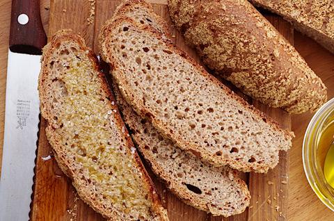 Как испечь ржаной хлеб на пшеничной закваске