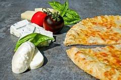 Рецепт пиццы без глютена и без яиц