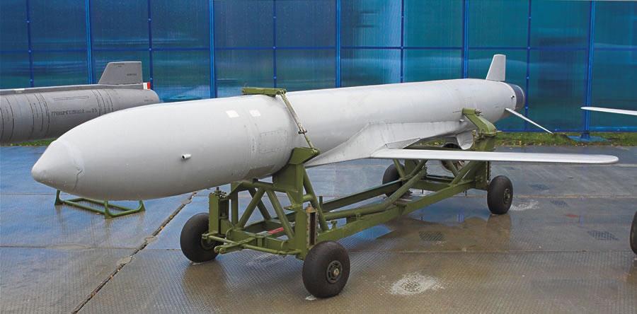 Крылатая ракета-невидимка