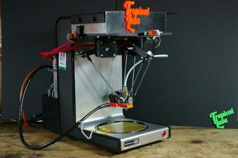 Превращение кофемашины в 3D-принтер