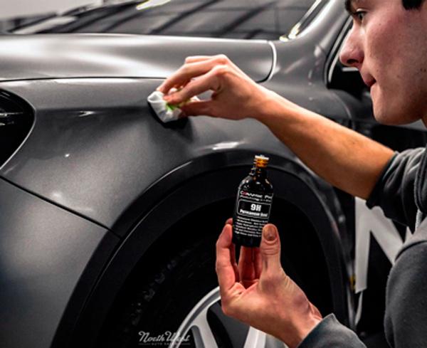Защитные покрытия для авто в детейлинг студии WoW-auto