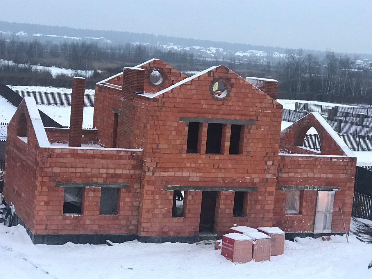Керамические блоки поротерм Новая рига