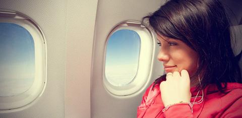 Правильный уход за кожей при перелетах