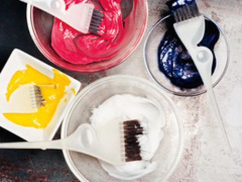Инструкция для цветных спреев для волос: Stargazer, Party success