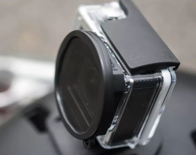 PolarPro Neutral Density – зачем нужен фильтр для GoPro