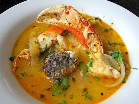 Суп Париуэла (простой рецепт)