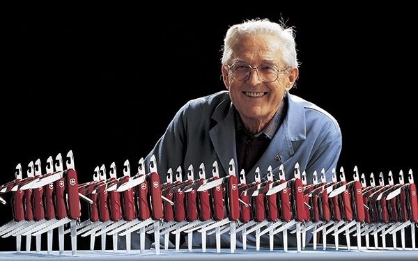 Карл Эльзенер и первый Швейцарский Армейский Нож
