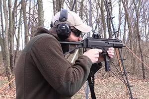 Швейцарский пистолет-пулемет для армии США