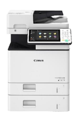 Новые аппараты Canon imageRUNNER ADVANCE