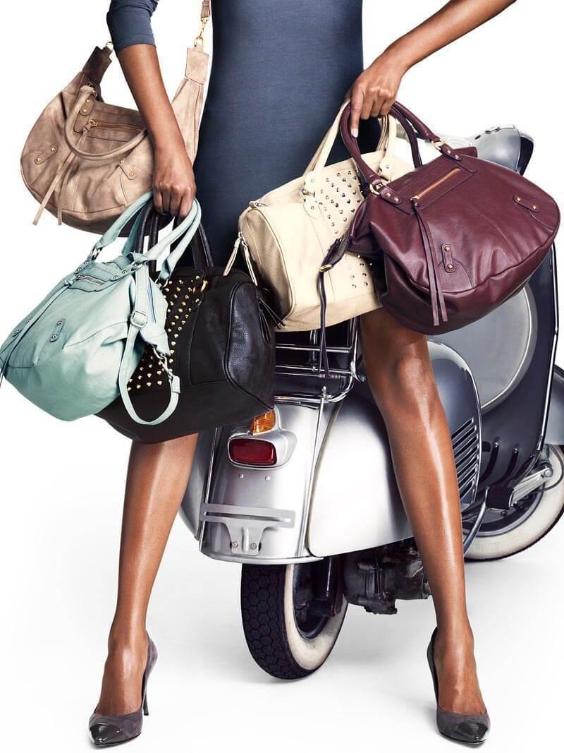 Критерии выбора женской сумки