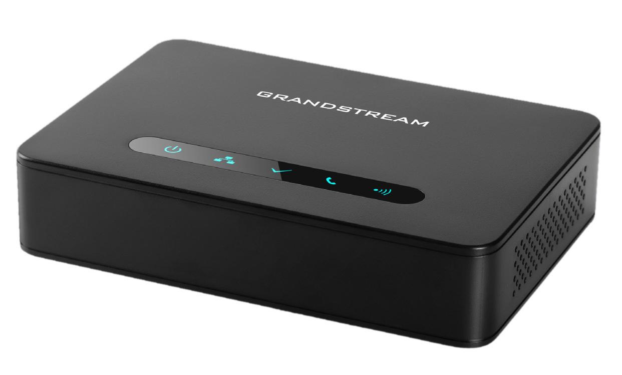 Grandstream представляет серию новых беспроводных телефонов стандарта DECT (IP)