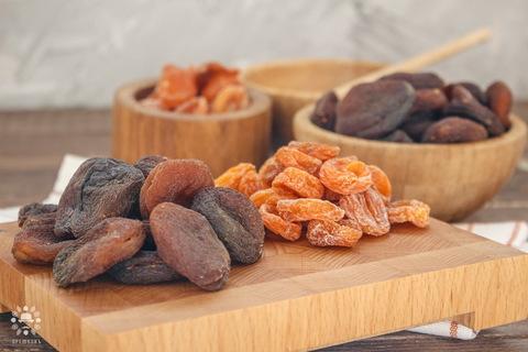Что скрывают сушеные фрукты: калорийность и другие детали