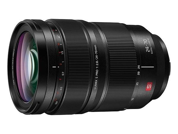 Представлен объектив Panasonic 24-70mm F2.8 стоимостью 150 тысяч рублей