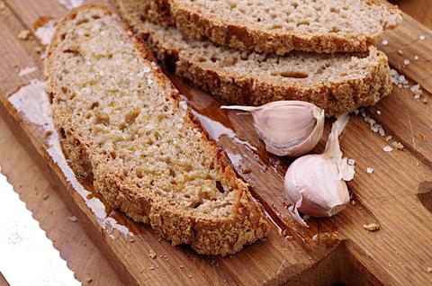 Ржаной хлеб на густой пшеничной закваске (Дж. Хамельман)