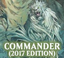 Открыт предзаказ на новый спецвыпуск Commander 2017